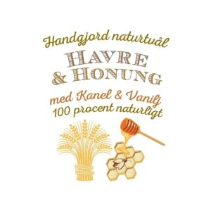 Naturtvål/schampo havre & honung